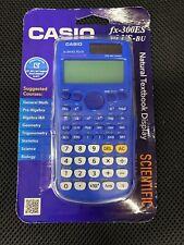Casio fx-300ES PLUS Scientific Calculator - Blue (300BL-BTS17) ... E3