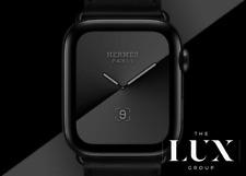 New Apple Watch Hermès Hermes Series 6 44mm Space Black READ LTE GPS