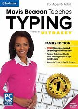Mavis Beacon Typing Family Edition - 3 PCs
