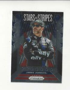 2020 Prizm Racing Stars and Stripes Insert Singles - You Choose