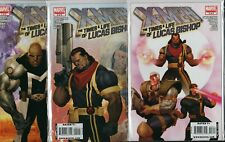 X-Men: The Times & Life Of Lucas Bishop Comic Set #1 #2 #3 (NM)     ref:A1.222