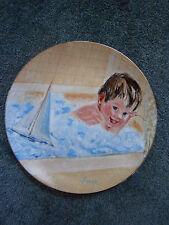 Bradex Bathtub Sailor Limited Ed Signed 1984 Childs Play Series