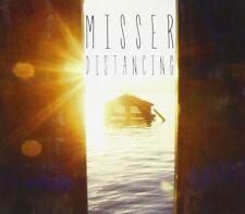 MISSER - DISTANCING  CD NEUF