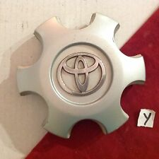SALE #Y 2005 - 2016 TOYOTA TACOMA OEM ALLOY WHEEL SILVER CENTER CAP 42603-AD060