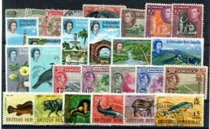 British colonies   -   C A R I B B E A N                  (#12031)