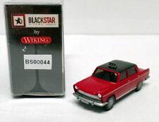 "BLACK STAR BS00044 - FIAT 1800 ""TAXI"" colore rosso - 1:87"