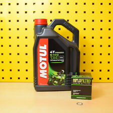 Yamaha YZF-R1 Ölwechselset Öl Ölfilter Motul 5100 10w40 RN01 RN04 RN09 RN12
