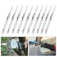 10PCS 240mm lames de scie sabre pour Bosch Makita à Outils
