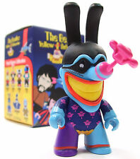 Titans THE BEATLES YELLOW SUBMARINE Mini Series BLUE MEANIE VARIANT Chase Figure