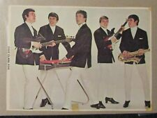"1960's DAVE CLARK FIVE 10x7"" Rock n Roll Pin-Up VG- 3.5"