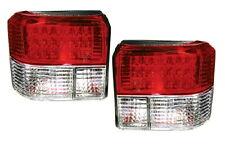VW Bus T4 - LED Rückleuchten - Rot / Weiss - NEU - B