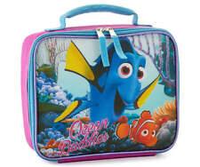 Disney Pixar Finding Dory & Nemo Lunch Box Ocean Buddies Lunch Bag NWT