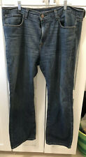 Hilfiger Designer Men's Jeans 38x30 Waist 38 Inseam 30 Relaxed Fit