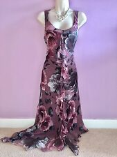 Ladies Per Una New Silk  Dress size 14 L