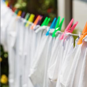 36 Heavy deauty Clothes Pegs Clip Washing Line Airer Dry Line plastic Peg Garden