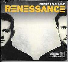 CD MC Rene & Carl Crinx `Renessance` Neu/New/OVP HipHop
