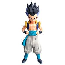 Anime Dragon Ball Super Saiyan Gotenks PVC Figure Figurine Manga Kids Toys 19cm