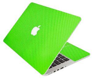 LidStyles Carbon Fiber Laptop Skin Protector Decal Apple Macbook Pro 13 A1502