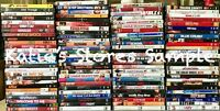 200 DVD Movies Wholesale Bulk Assorted Lot 200 DVDs  DVD MOVIES $2K Retail!