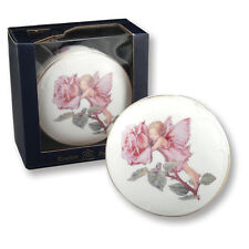 Rose Fairy Large Box with Lid By Reutter Porcelain