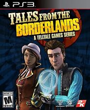 Tales From the Borderlands (Sony PlayStation 3, 2016) *New,Sealed*