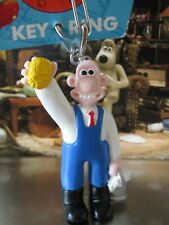 Wallace and Gromit Wallace Keyring Unused