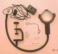 "Eschenbach Vario LED Flex Lamp Magnifier 22"" Arm"