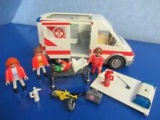 4221 ambulancias luz azul a personajes 4404 70190 hospital Playmobil 813