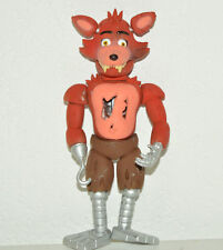 TOY MEXICAN FIGURE JUMBO FOXY FIVE NIGHTS AT FREDDY'S ANIMATRONICS 8IN