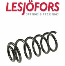 For Audi A6 Quattro Volkswagen Passat Rear Coil Spring Lesjofors 4B0 511 115L