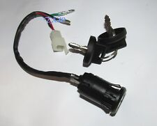 Honda ATC BIG RED 250 1985-1987 ATC250ES New Ignition Key Switch  ATC 250ES