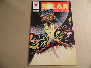 Solar Man of the Atom #17 (Valiant 1993) Free Domestic Shipping