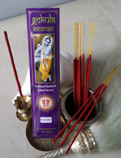 Natural Organic Rose & Saffron Incense Sticks. Connoisseur Quality 20 grams