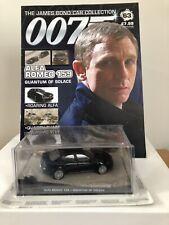 Alfa Romeo 159 James Bond 007 Die Cast Car Collection - Quantum Of Solace
