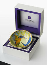 Elliot Hall - Kingfisher Bowl - Limited Edition