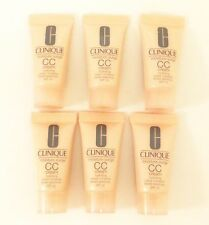 "6 X Clinique Moisture Surge CC Cream SPF 30 ""Light Medium"" 0.24 Oz (7 ml)"