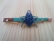 Masonic Tie clip T01 Mason Freemason Tieclip