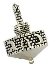 Israel Tradition Children Kids toy Gift Jewish Hanukah Dreidel Judaica Holiday