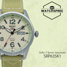 Seiko 5 Sports Automatic Watch SRP635K1