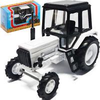 MTZ 82 Belarus Farm Vechicle Tractor Model Scale 1:43