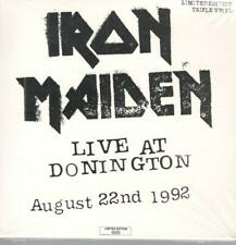 Iron Maiden: Live At Donington,  2 New & Sealed CD Set w/ 20 Tracks