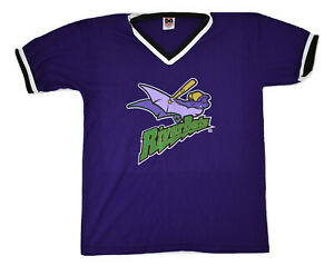 St Cloud River Bats MLB Baseball Womens Ladies Don Alleson Sizes S,M,L,XL,2XL