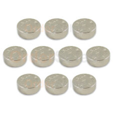 10 PACK NEW Battery Coin Cell Button Watch 303 357 A76 AG13 LR44 LR154 US Seller