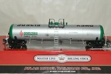 HO scale Atlas PEMEX Petroleum Mexico 20,700 gallon tank car train