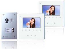Video Tür Sprechanlage Klingel Gegensprechanlage 2familienhaus 2Draht 603D 2DT43