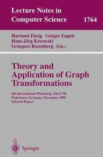 Theory and Application of Graph Transformations: 6th International Workshop, TAG