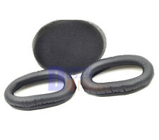 Protein Leather Cushioned Ear Pads earpads For Sony MDR-NC500 NC 500d Headset