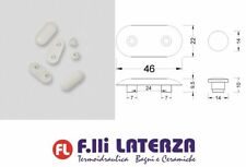 PARACOLPI TIPO ESEDRA IDEAL STANDARD  KIT 6 Pz. COPRIVASO SEDILE WC COPRIWATER