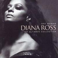 Diana Ross : One Woman: THE ULTIMATE COLLECTION CD (1993)