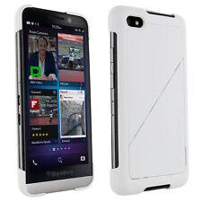 Genuine Original BlackBerry Z30 White Transform Shell ACC-57195-001